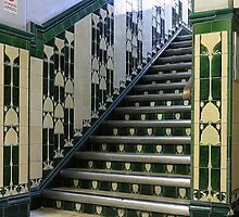 Milburn Building Newcastle upon tyne by Harry Purves