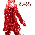 John Watson - Red by Sno-Oki