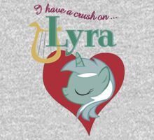 I have a crush on... Lyra - with text by Stinkehund