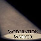 Moderation Banner by Teresa Young