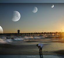 """"""" Lunar Tides """" by CanyonWind"""