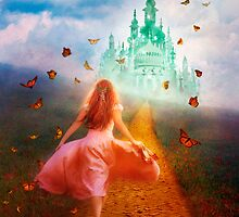 The Yellow Brick Road by Aimee Stewart