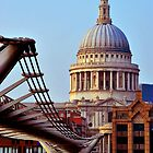 St Paul's Cathedral by Ingrida Sokolovaite