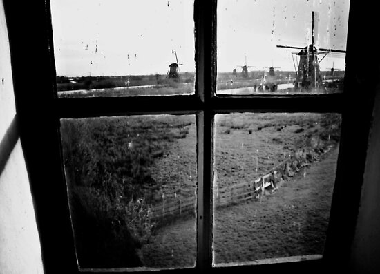 Land Of Windmills by Mojca Savicki