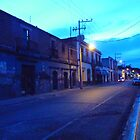 Oaxacan Night or  morning by freger