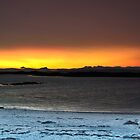 Sunset from Traigh Beach - HDR  by JamesHail