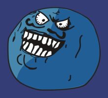 I LIED - Blueberry Face Meme by excessiveside