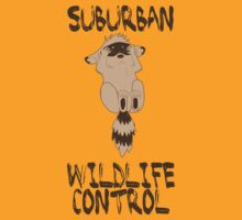 Suburban Wildlife Control Baby Raccoon by Parchife