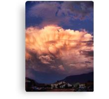 Tornado Cell Canvas Print