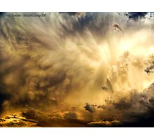 Raging Storm Cell Photographic Print