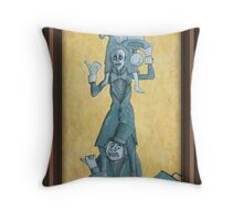 Quick Hitchers Throw Pillow
