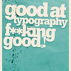 not that good at typography, but... by Naf4d