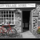 Old postmans bike by Gordon Holmes