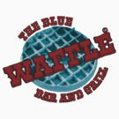 The Blue Waffle - Bar & Grill by laurence2k