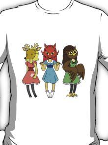 The Masked Girls T-Shirt