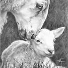 Mothering Ewe by Sami Thorpe