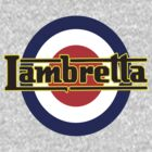 Lambretta Mod  by BUB THE ZOMBIE