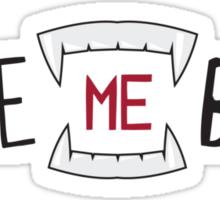 True Blood - Bite me Bill Sticker
