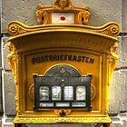 Postbox anno 1896 by eugenz