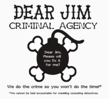 Dear Jim T-Shirt