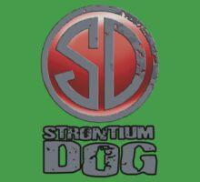 Strontium Dog by ideedido