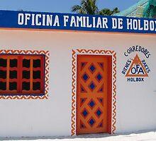 """""""Oficina Familar""""  Holbox Island by waddleudo"""