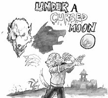 Under a cursed moon by mattycarpets