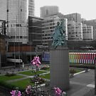 Early Morning in La Defense by Gavin68