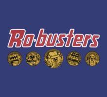 Ro-Busters by ideedido