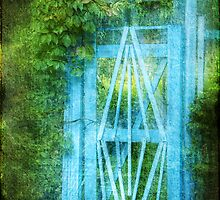 Blue Gate by Carina514