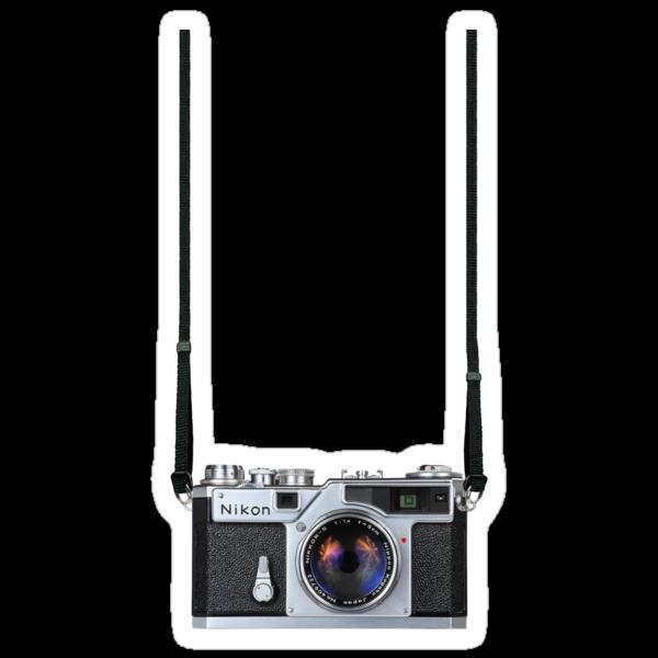 Nikon Sp Rangefinder by benjy