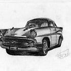 '60s Chevrolet - Classic Car by BigBlue222