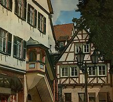 Beautiful Germany Calw, Black Forest by Marie Luise  Strohmenger