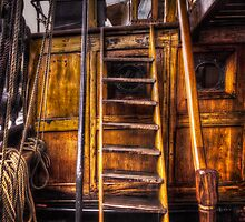 Up to the Poop deck by timmburgess
