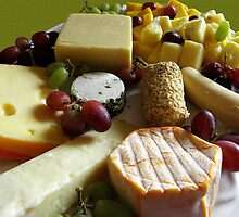 Fruit and Cheese  by irenicrhonda