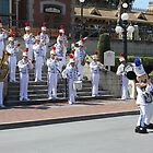 Mickey and the Disneyland Band by Rechenmacher