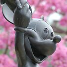 Mickey in Spring by Rechenmacher