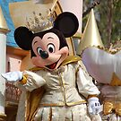 Hail King Mickey by Rechenmacher