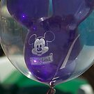 Mickey Mouse Balloon by Rechenmacher