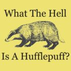 What the Hell is a Hufflepuff? by Sunnie