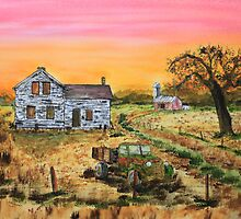 Days Gone By by Jack G Brauer