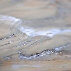 Shades of Grey Etched in Sand by BPhotographer