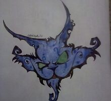 Cheshire's mystic master.  by Sonictitan72