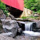 Water under the bridge by Chuck Chisler