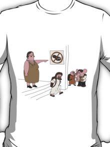 Inappropriate Footwear  T-Shirt