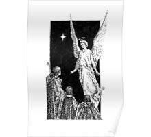 Annunciation to the Shepherds Poster