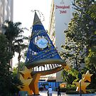 The Disneyland Hotel - The Sorcerer's Hat by Rechenmacher