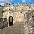 The Great Wall Series - at Mutianyu #5 by © Hany G. Jadaa © Prince John Photography