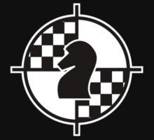 Checkmate Small Logo by Christopher Bunye