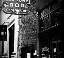 Old Town Bar by ShellyKay